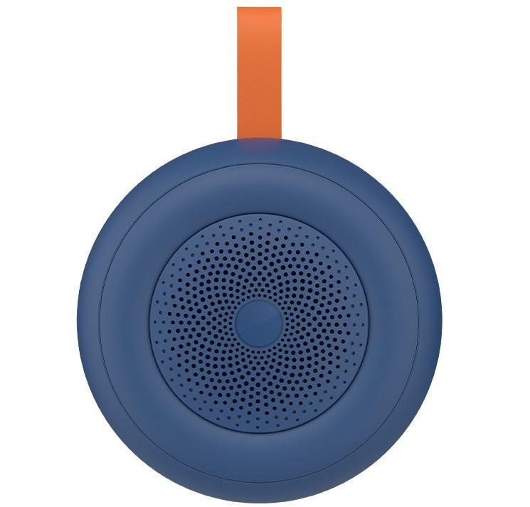 Портативная Bluetooth колонка CELEBRAT TWS SP-8, синяя