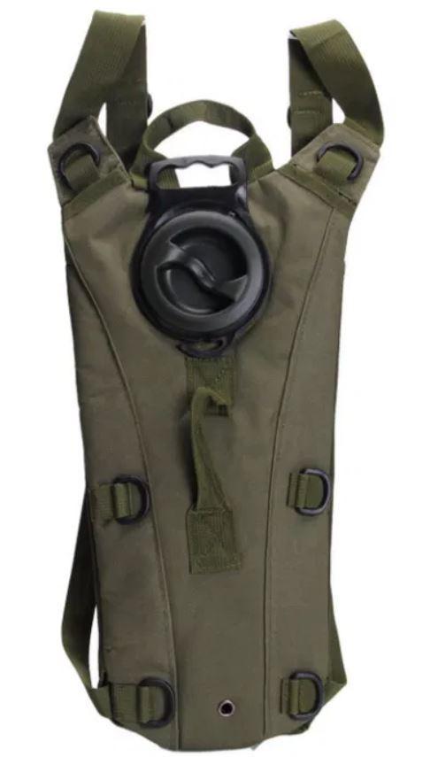 Рюкзак с питьевой системой A41, олива