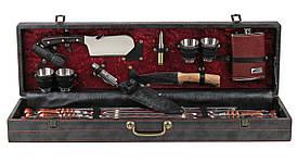 Шашлычный набор подарочный в кейсе Кизляр №1