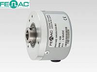Энкодер круговых перемещений FNC 50Е (1000 имп/об, 10 мм полый вал, 5-30В)