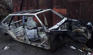 Кузов или часть кузова с документами ВАЗ 21093