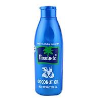 Кокосовое массажное масло Parachute 100 мл органическое масло для массажа, для тела и волос, coconut oil