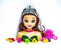 Кукла манекен для причесок и макияжа для детей с аксессуарами от 3 лет