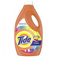 Жидкий стиральный порошок концентрат Tide Color, 39 стирок, 2.145 л = 5,85 кг