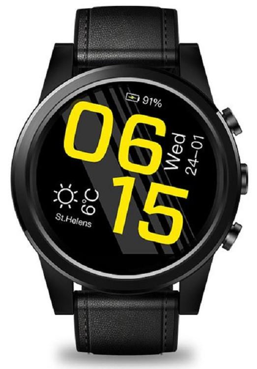 Смарт-часы Zeblaze THOR 4 Pro black