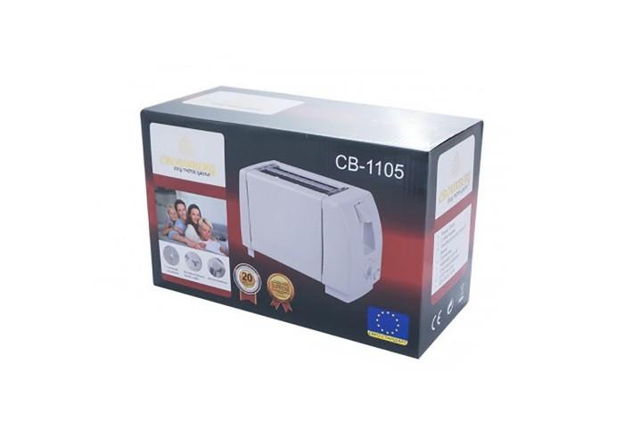 Тостер Crownberg CB 1105 (750Вт)