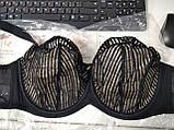 Бюстгальтер с мягкими чашками Soft Kris Line Celine женское нижнее белье больших размеров, фото 9