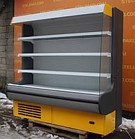 Холодильный регал (горка) «Росс Modena» 2.0 м., (Украина), отличное состояние, Б/у, фото 1