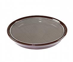 Тарелка для кресс-салатов Eschenfelder коричневая 21,5 см