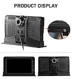 Система парковки и видеорегистратор  для грузовика SAMFIWI DVR 201 (Монитор 7 дюймов + 1 камера 12-24V), фото 6