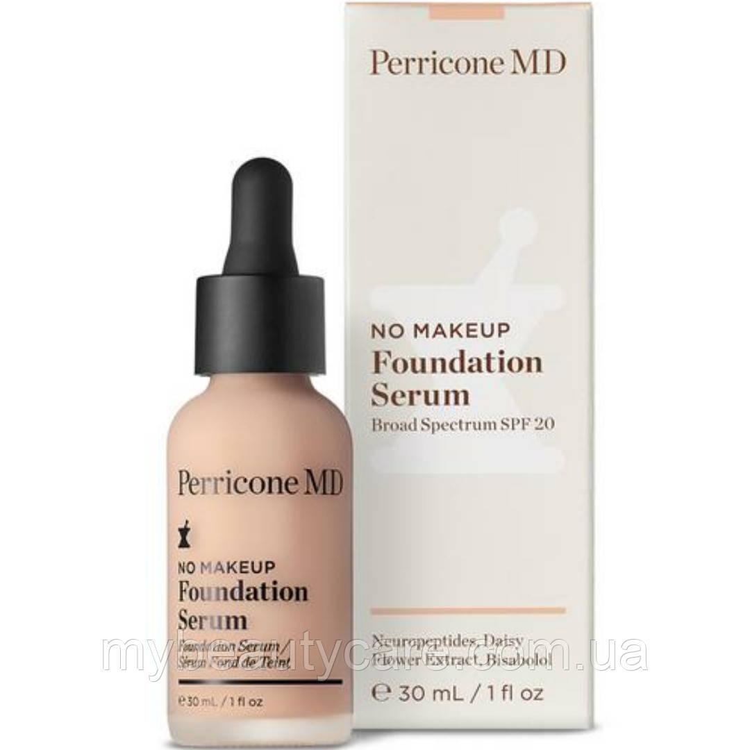 Тональный крем Perricone MD No Makeup Foundation Serum оттенок Nude