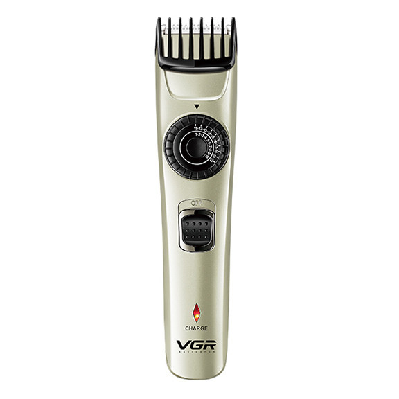 Аккумуляторный Триммер для Стрижки Волос, Бороды, Головы, Тела VGR V 031