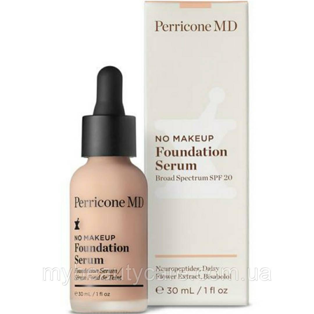 Тональный крем Perricone MD No Makeup Foundation Serum оттенок Porcelain