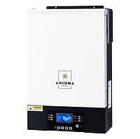 Гибридный инвертор AXIOMA energy ISMPPT BFP 5000 (Battery Free+Parallel), 48В + МППТ на 5 кВт