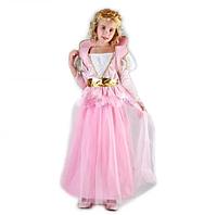 Карнавальный костюм Платье Фея в розовом, нарядный костюм принцессы