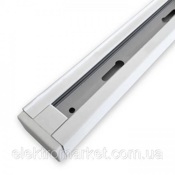 Шинопровод Feron CAB1100 3м белый