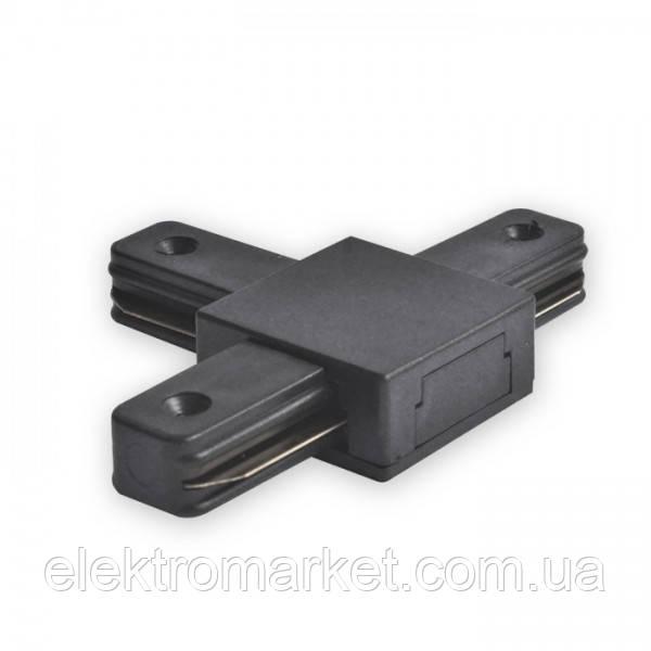 З'єднувач Т-образний LD1103 чорний