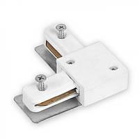 Коннектор угловой LD1101 белый
