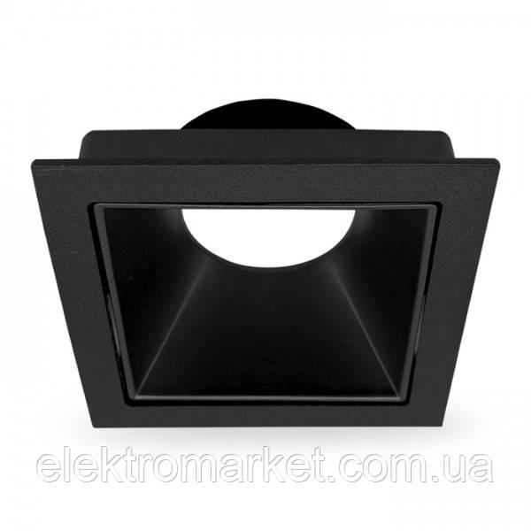 Вбудований поворотний світильник Feron DL8310 графіт