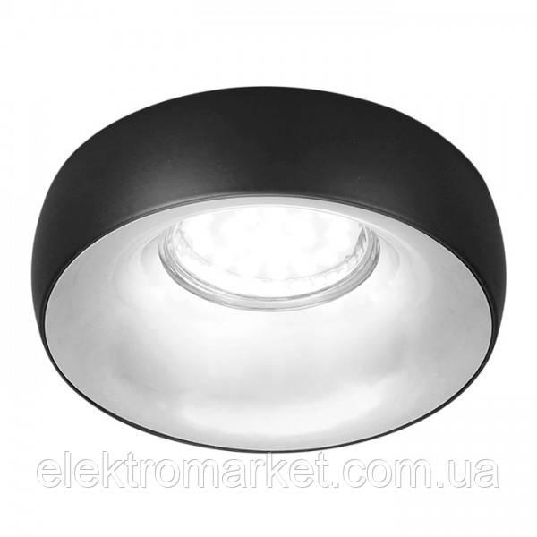 Встраиваемый светильник Feron DL1842 черный хром
