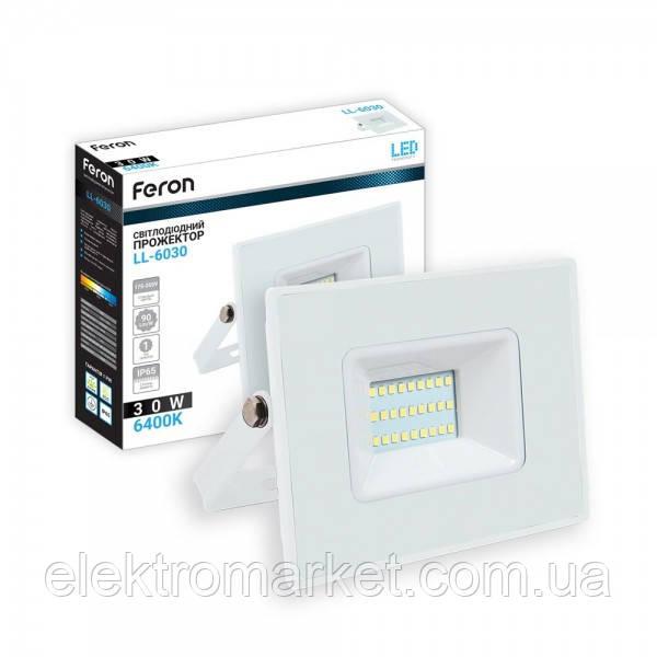 Світлодіодний прожектор Feron LL-6030 30W