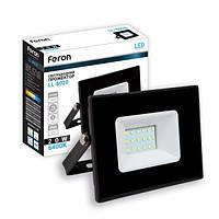 Светодиодный прожектор Feron LL-8020 20W