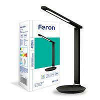 Настольный светодиодный светильник Feron DE1728