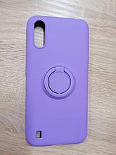 Чехол Samsung A01/M01 Ring Color