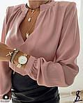 Блуза женская (батал), фото 4