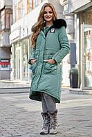 Куртка-парка женская от украинского производителя