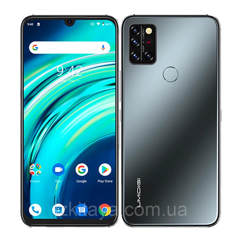 """Смартфон Umidigi A9 Pro 4/64Gb black 6,3"""" батарея 4150 mAh"""