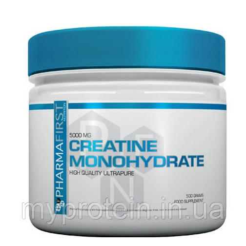 Pharma First  Креатин Creatine Monohydrate (500 g)