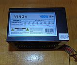 400W Блок питания Vinga PSU-400-12, фото 2