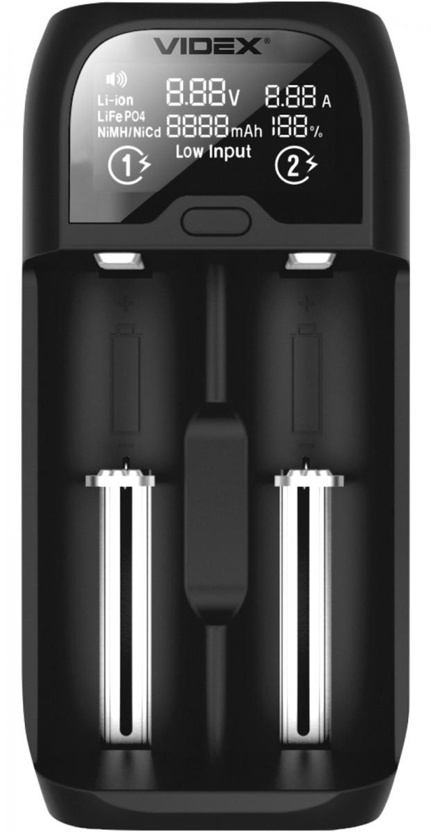 Зарядное устройство универсальное Videx VCH-UD200