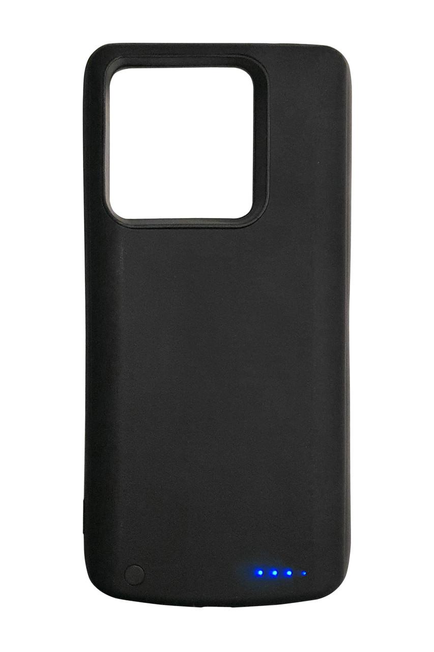 Чехол-аккумулятор XON PowerCase XE для OPPO K5 6800 mAh Black