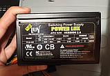 Case#207 Настольный компьютерный корпус AtLUX + Блок питания 400W, фото 3