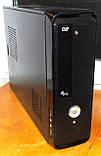 Case#207 Настольный компьютерный корпус AtLUX + Блок питания 400W, фото 2