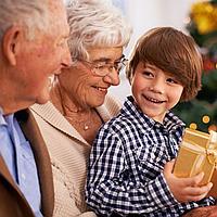 Что дарить внукам на Новы год