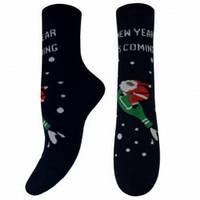 Женские махровые носки Легка Хода 5425
