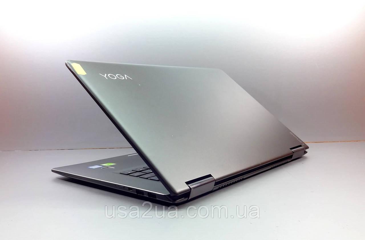 "Ультрабук Ноутбук Lenovo Yoga 710-15IKB i5 7gen 8GB ddr4 SSD 256GB ips 15.6"" 2 видеокарты Nvidia 940MX"