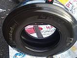 Грузовая шина б/у 385/65 R22.5 Matador T HR-4, 2018 г., одна, фото 3