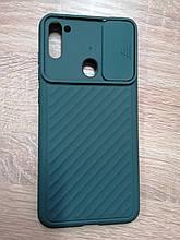 Чехол Samsung A11/M11 Curtain