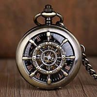Механічні кишенькові годинники YISUYA №1175, фото 1