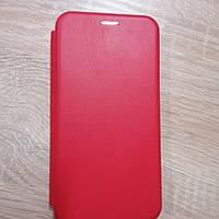 Чехол-книжка для Xiaomi Redmi Note 5/Note 5 Pro Level Red
