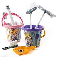 Набор для уборки, игрушки для девочек,детская бытовая техника,дитяча посудка,іграшки для дівчаток