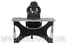 Геймерская станция Barsky Homework Game Black/White HG-06/GH-01, фото 2