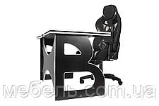 Геймерская станция Barsky Homework Game Black/White HG-06/GH-01, фото 3