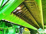 Бу роторный комбайн John Deere S690i + ZURN Premium Flow 10,7 м., фото 3