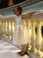 Платье нарядное для утренника, нарядное платье для девочки 6-8 лет на выпускной в садик или начальную школу
