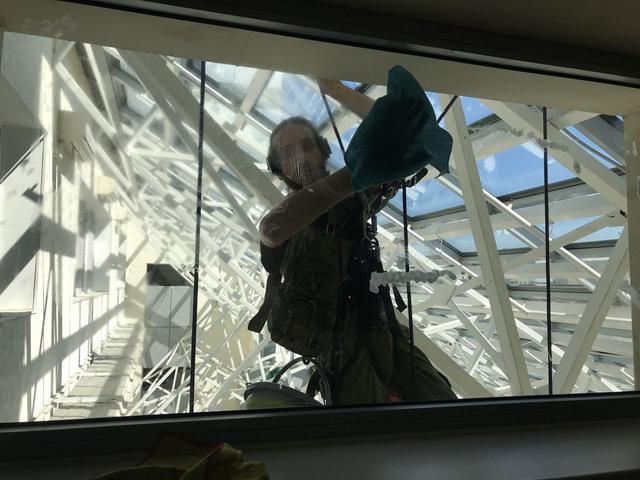стекломой, мойка окон альпинизм киев